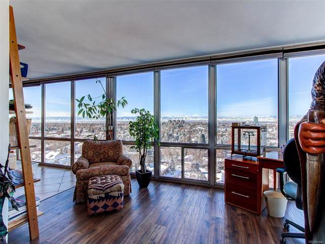 3100 E Cherry Creek South Drive #1305, Denver, CO 80209 (#6599920) :: 5281 Exclusive Homes Realty