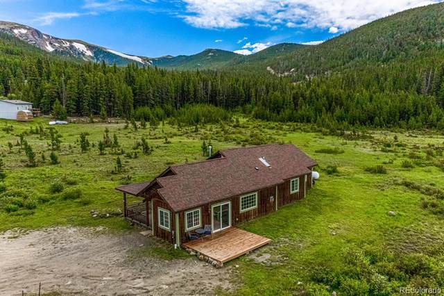 462 Silver Creek Road, Idaho Springs, CO 80452 (MLS #6599929) :: 8z Real Estate