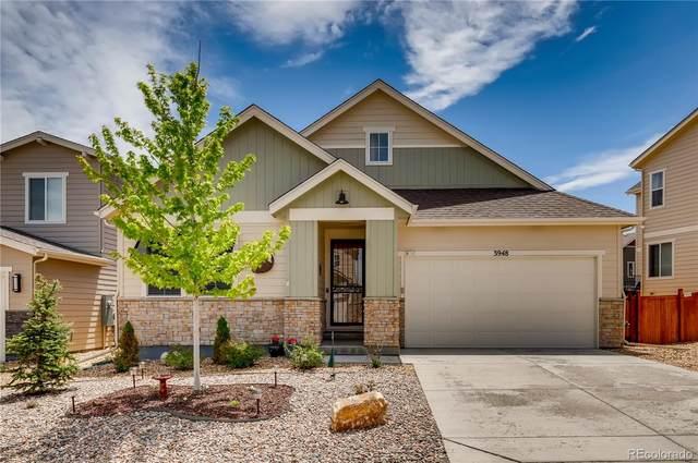 3948 Long Rifle Drive, Castle Rock, CO 80108 (MLS #6599960) :: 8z Real Estate