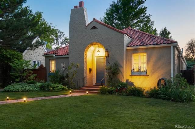 1735 Locust Street, Denver, CO 80220 (#6599985) :: Wisdom Real Estate