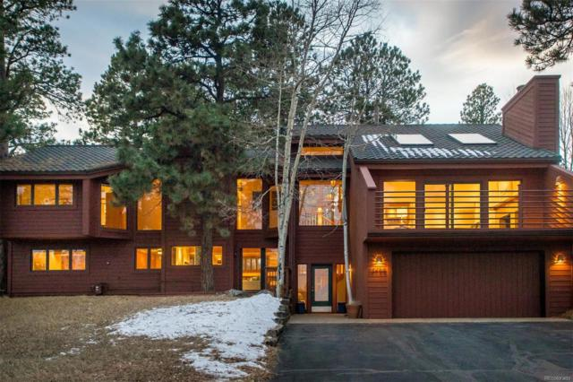 23486 Currant Drive, Golden, CO 80401 (#6600233) :: The City and Mountains Group