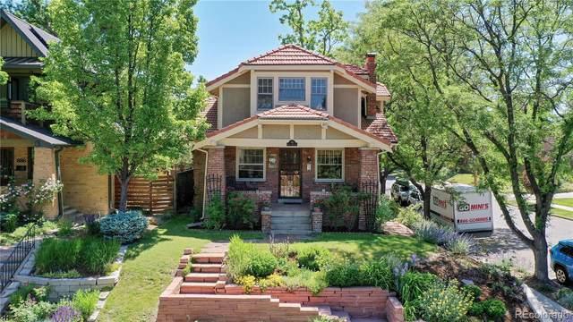 890 S Gilpin Street, Denver, CO 80209 (MLS #6600389) :: Stephanie Kolesar