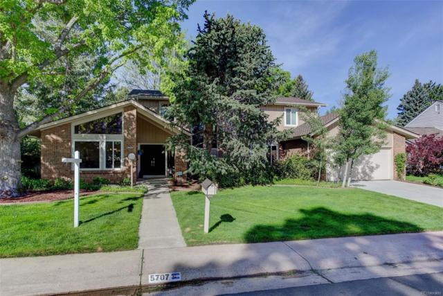 5707 S Galena Street, Greenwood Village, CO 80111 (#6600832) :: Wisdom Real Estate