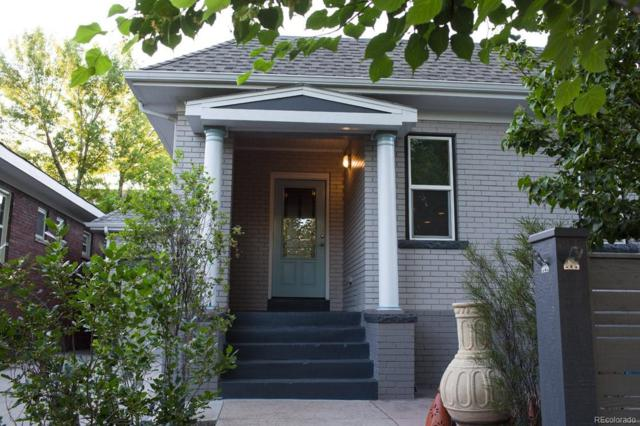 2500 Clermont Street, Denver, CO 80207 (#6600835) :: The Heyl Group at Keller Williams