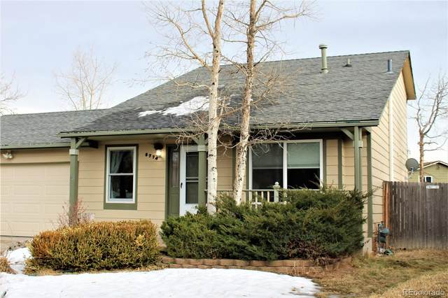 8774 W Star Drive, Littleton, CO 80128 (#6600969) :: The Heyl Group at Keller Williams
