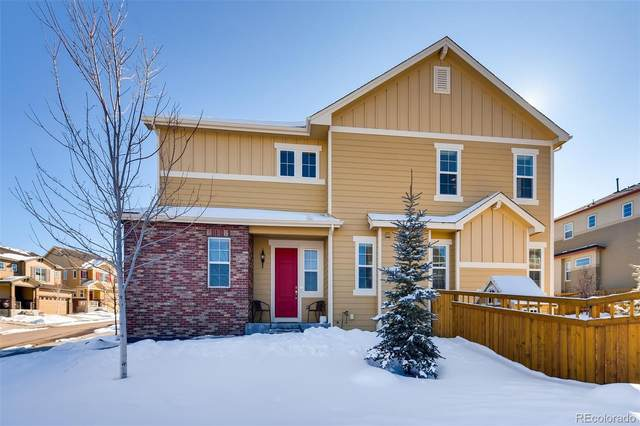 3231 Youngheart Way, Castle Rock, CO 80109 (#6601022) :: HomeSmart Realty Group