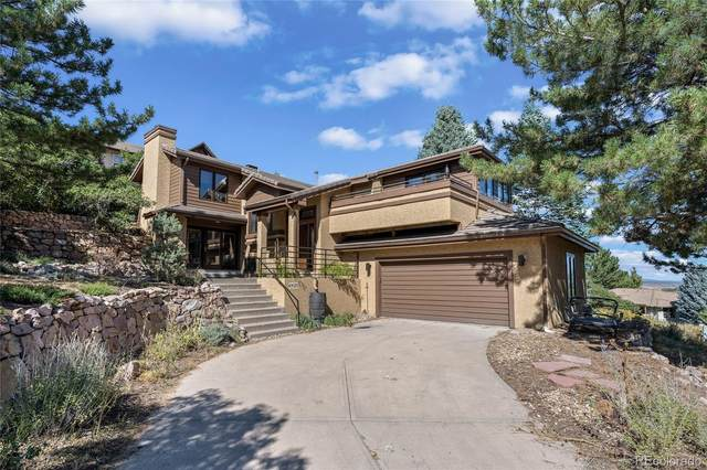 6823 Big Horn Trail, Littleton, CO 80125 (#6601274) :: Compass Colorado Realty