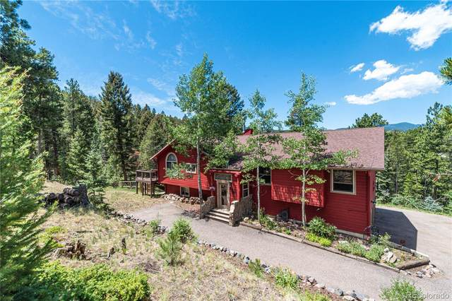 23042 Black Bear Trail, Conifer, CO 80433 (#6601373) :: The DeGrood Team