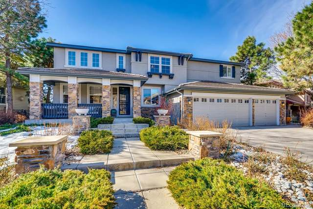 9023 Hunters Way, Highlands Ranch, CO 80129 (#6601380) :: The HomeSmiths Team - Keller Williams