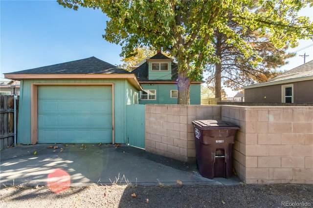 2227 E Evans Avenue, Pueblo, CO 81004 (#6601385) :: You 1st Realty