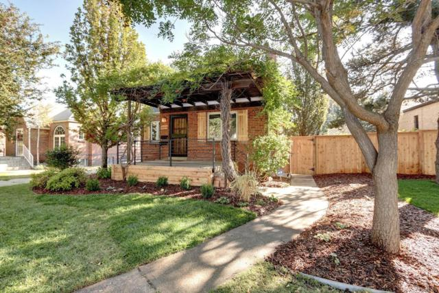 1444 Birch Street, Denver, CO 80220 (#6601518) :: The Griffith Home Team