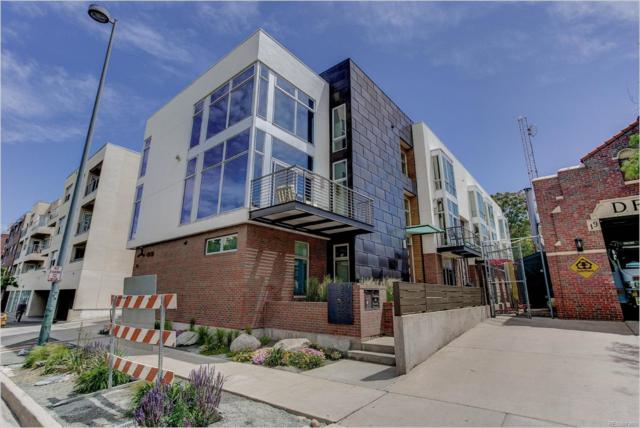 2518 N Washington Street, Denver, CO 80205 (#6601585) :: The Healey Group