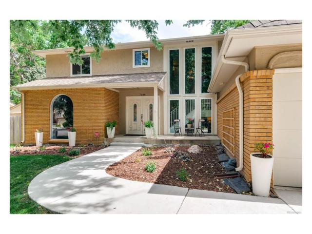 7644 E Jefferson Drive, Denver, CO 80237 (MLS #6602112) :: 8z Real Estate