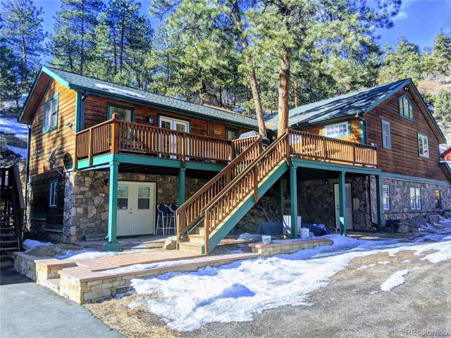 5570 Parmalee Gulch Road, Indian Hills, CO 80454 (#6602289) :: Berkshire Hathaway Elevated Living Real Estate