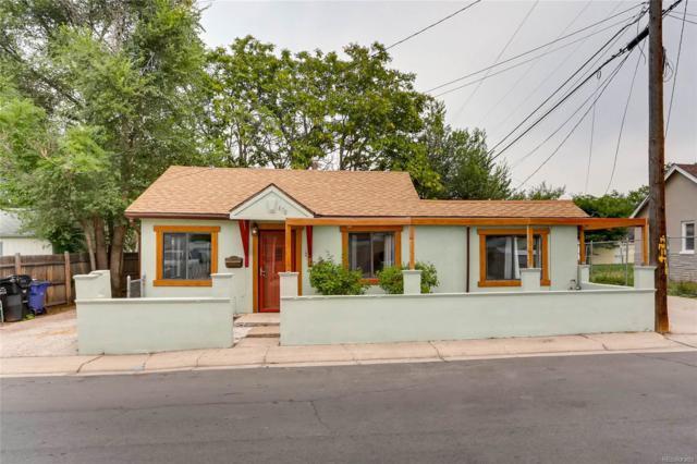 670 S Hazel Court, Denver, CO 80219 (#6602565) :: Bring Home Denver