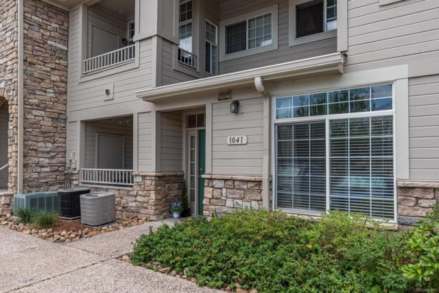 9468 E Florida Avenue #1041, Denver, CO 80247 (#6602623) :: The Heyl Group at Keller Williams