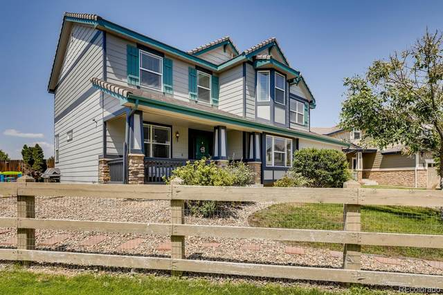 7352 E 129th Place, Thornton, CO 80602 (#6602782) :: The Dixon Group