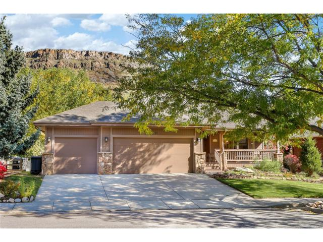 1055 N Ford Street, Golden, CO 80403 (#6602883) :: The City and Mountains Group