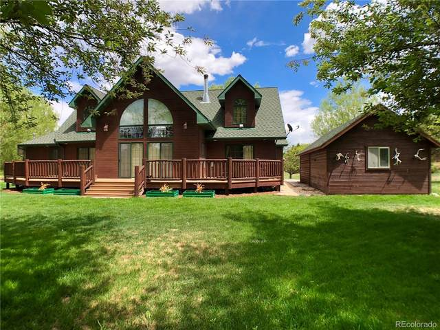 8120 Buck Run, Salida, CO 81201 (MLS #6602884) :: 8z Real Estate