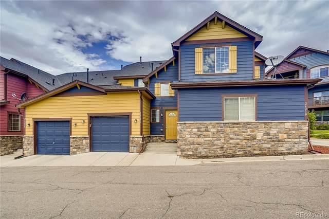 2625 W 82nd Lane C, Westminster, CO 80031 (#6602995) :: Venterra Real Estate LLC