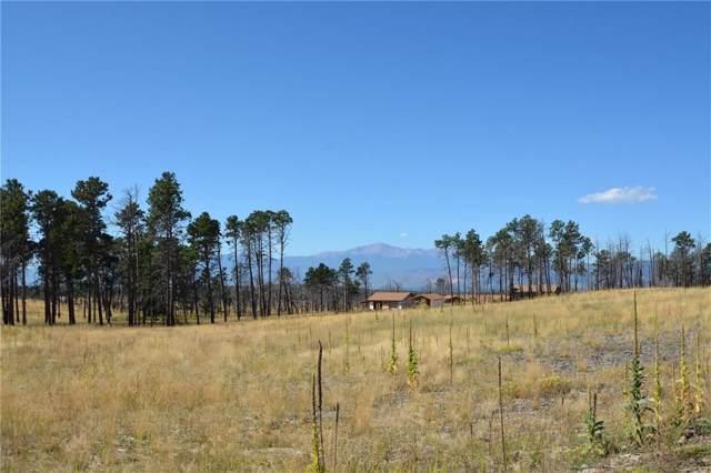 12920 Ward Lane, Colorado Springs, CO 80908 (#6603578) :: The Heyl Group at Keller Williams