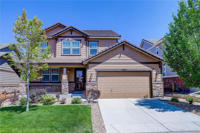 13711 Ashgrove Circle, Parker, CO 80134 (MLS #6603868) :: Bliss Realty Group