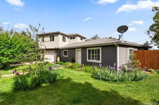 301 Lily Lane, Golden, CO 80403 (#6603995) :: Peak Properties Group