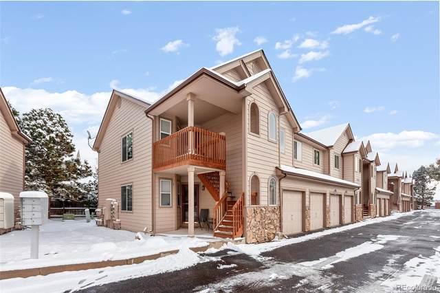 4256 S Eldridge Street #201, Morrison, CO 80465 (#6604042) :: Briggs American Properties
