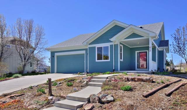 413 Saint Ida Circle, Lafayette, CO 80026 (#6604109) :: Berkshire Hathaway HomeServices Innovative Real Estate