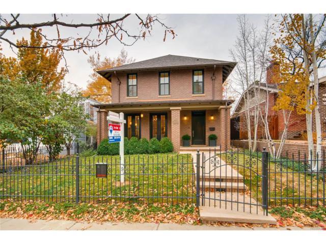 375 S York Street, Denver, CO 80209 (MLS #6604118) :: 8z Real Estate