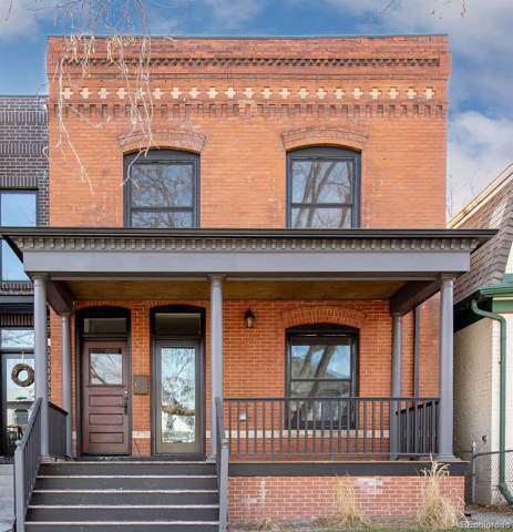 2844 Champa Street, Denver, CO 80205 (#6604507) :: Berkshire Hathaway Elevated Living Real Estate