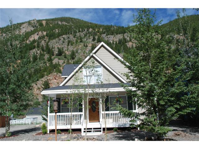 1436 Marion Street, Georgetown, CO 80444 (MLS #6604545) :: 8z Real Estate