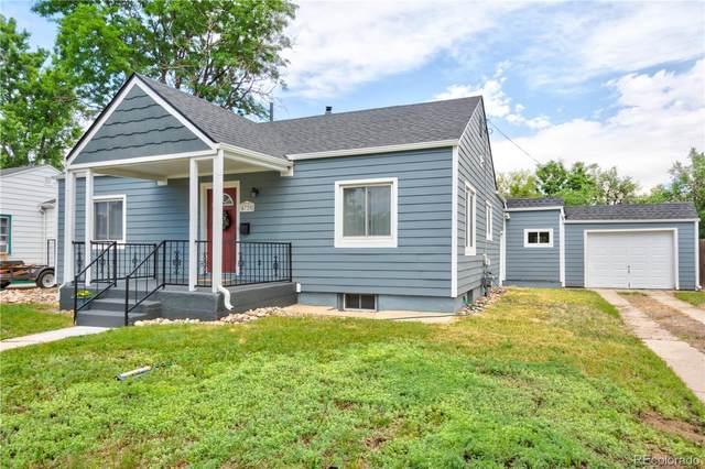 4720 Perry Street, Denver, CO 80212 (MLS #6604748) :: Kittle Real Estate