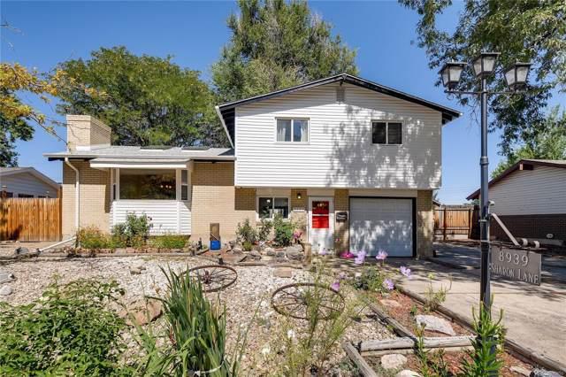 8939 Sharon Lane, Arvada, CO 80002 (#6604826) :: Bring Home Denver with Keller Williams Downtown Realty LLC