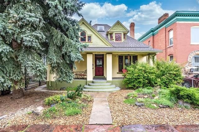 2111 N Downing Street, Denver, CO 80205 (#6604870) :: HomeSmart