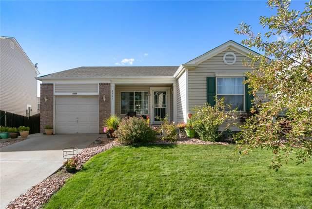4963 Jasper Court, Denver, CO 80239 (#6605050) :: 5281 Exclusive Homes Realty