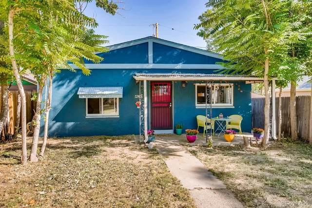 4630 Clay Street, Denver, CO 80211 (MLS #6605500) :: 8z Real Estate