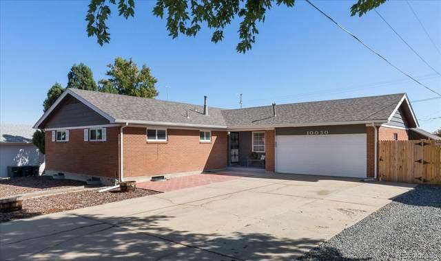 10030 Brigitte Drive, Northglenn, CO 80260 (#6605693) :: Relevate | Denver