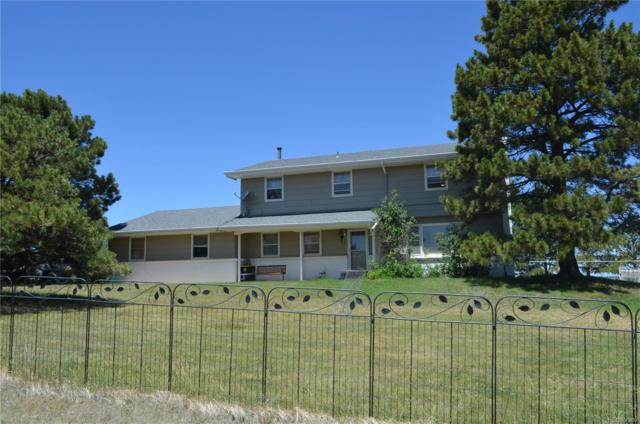 11205 E Folsom Point Lane, Franktown, CO 80116 (#6605945) :: Wisdom Real Estate