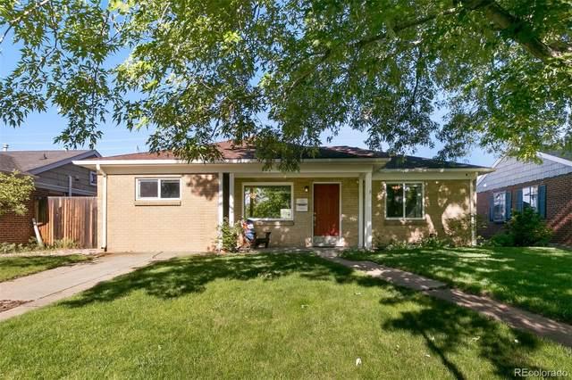 1260 S Harrison Street, Denver, CO 80210 (#6605971) :: The Healey Group