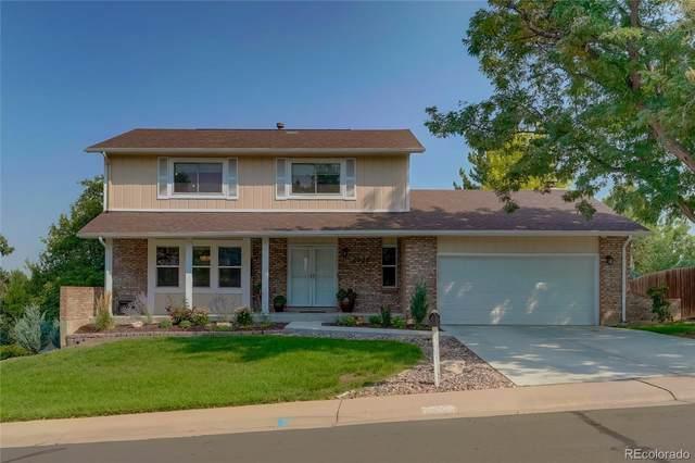 6720 E Lake Circle, Centennial, CO 80111 (MLS #6606351) :: 8z Real Estate