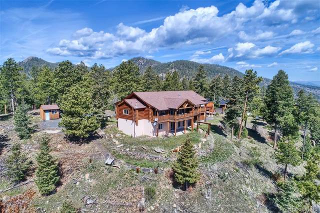 10701 Hondah Drive, Littleton, CO 80127 (MLS #6606438) :: 8z Real Estate