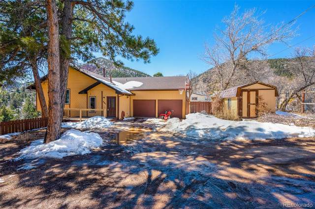 201 S Valley Road, Palmer Lake, CO 80133 (#6606605) :: The Harling Team @ HomeSmart