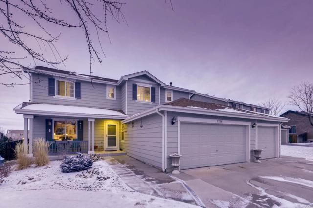 5210 S Rome Street, Aurora, CO 80015 (#6606785) :: Structure CO Group