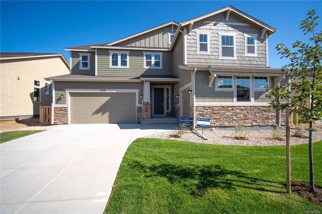 5424 Alberta Falls Street, Timnath, CO 80547 (#6607054) :: Bring Home Denver with Keller Williams Downtown Realty LLC