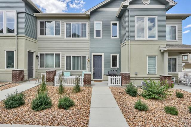 15516 W 64th Loop B, Arvada, CO 80007 (MLS #6607126) :: 8z Real Estate