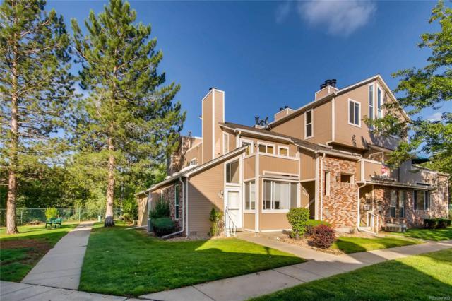 4951 Garrison Street 204D, Wheat Ridge, CO 80033 (#6607378) :: The Peak Properties Group