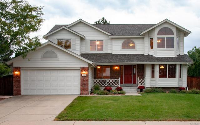 1583 Briar Circle, Highlands Ranch, CO 80126 (#6607419) :: Sellstate Realty Pros