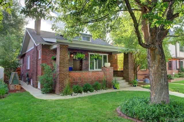 871 S Gaylord Street, Denver, CO 80209 (#6607458) :: My Home Team