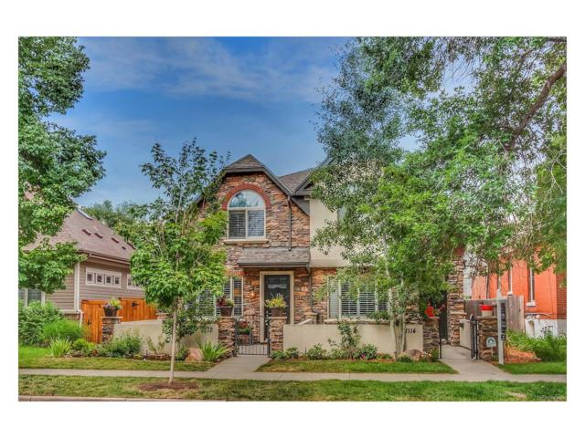 1112 S Clarkson Street, Denver, CO 80210 (MLS #6607786) :: 8z Real Estate